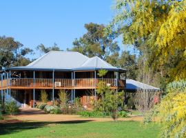 Riverwood Retreat, Nannup