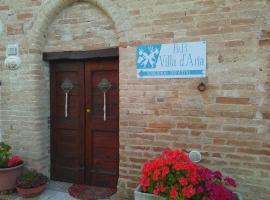 B&B Villa d'Aria, Abbadia di Fiastra