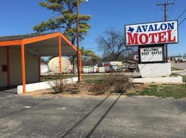 Avalon Motel, Early