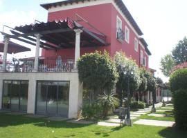 Hotel Doña Carmen, Тордесильяс