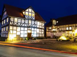 Romantik Hotel Zum Rosenhof, Hesserode