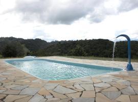 Casa de Campo Recanto dos Guerreiros, Paraibuna