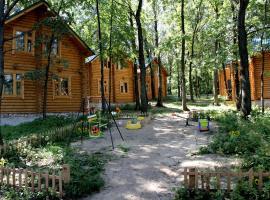 Baza otdykha Domik v lesu, Oktyabr'skiy