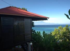 Cicak Senang Resort (Happy Gecko), Bunaken