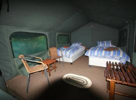 Calao Tented Camp, Hoedspruit