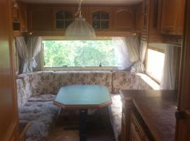 Summer bungalo trailer, Jurmala
