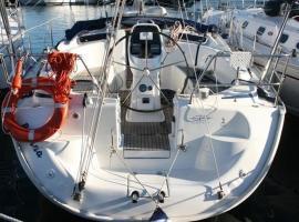 Boat in Split (11 metres)