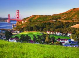 Cavallo Point, Sausalito