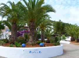 Hacienda Encanto del Rio, Es Figueral Beach