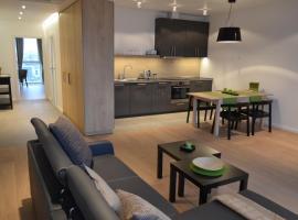 Apartament HJ Towarowa