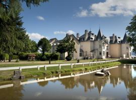 Le Château D'orfeuillette, La Garde