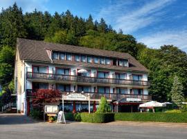 Landhotel Kunzental, Zorge