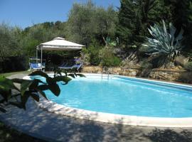 Casa Giglio, Lucca