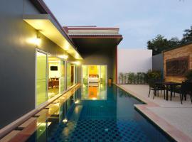 Sudee Villa, Rawai Beach
