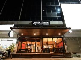 Little Lanna Cafe & Premier Guesthouse, Chiang Mai