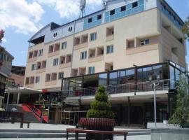 Esperanto Hotel, Strumica