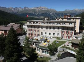 Hotel Bernina, Pontresina