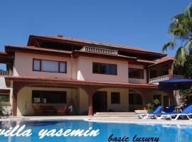 Villa Yesemin, Kayaköy