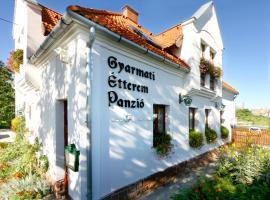 Gyarmati Panzió & Étterem, Veszprém