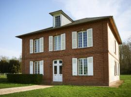 Maison bourgeoise de deux étages, La Goulafrière