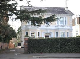 Windsor Harwood Apartment, Leamington Spa