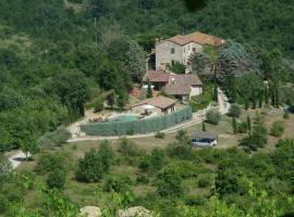 The Vineyard at Pornano, Radda in Chianti