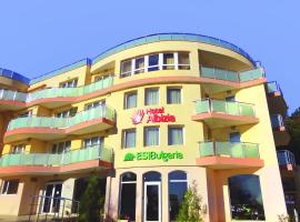 Albizia Beach Hotel, Varna City