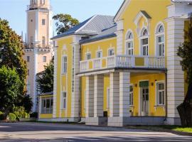 Hotel Krunk, Sillamäe