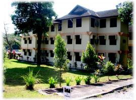 The University Inn, Sintuk