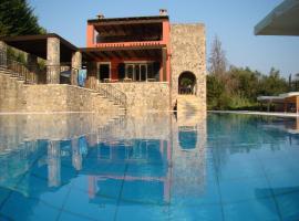 Villa Hrisikou, Kontokali