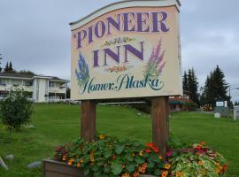 Pioneer Inn, Homer