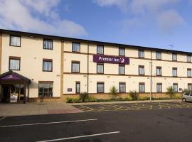 Premier Inn Blackburn South, Blackburn