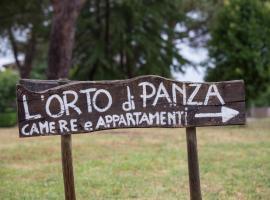 L'Orto Di Panza, Abbadia di Montepulciano