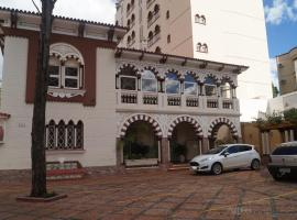 Tamareiras Park Hotel, Uberaba