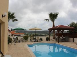 Villa Angelos, Pissouri