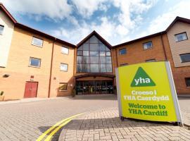 YHA Cardiff Central, Cardiff