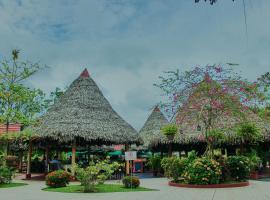 Sombrero de Paja, Iquitos