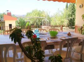 Apartment near the beach, with garden, in Denia, Beniarbeig