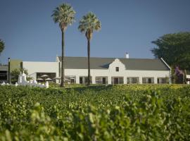 Val Du Charron Guest House & Wine Estate, Wellington