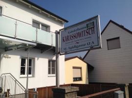 Gästehaus Karassowitsch, Rust