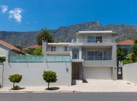 Villa Garfield, Cape Town