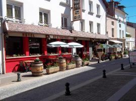 L'Etoile d'Or, Bourbonne-les-Bains
