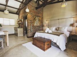 A Hilltop Country Retreat, Swellendam