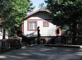 East Victoria House, Lake Arrowhead