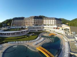 Hotel Kardial, Teslić