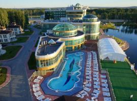 Ramada Ekaterinburg Hotel & Spa, Ekaterinburg