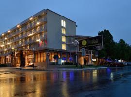 Hotel Russia, Tiraspol