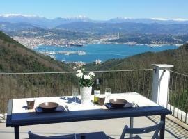 La Terrazza Sul Blu, La Spezia