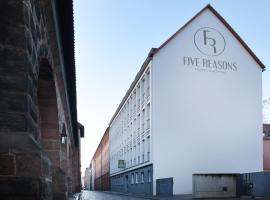 Five Reasons Hostel & Hotel, Nuremberg