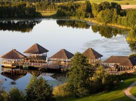 Vilnius Grand Resort, Ežeraičiai